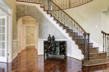 Grand Front Entryway